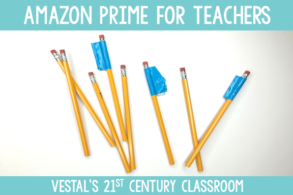 amazon-prime-for-teachers-pencils