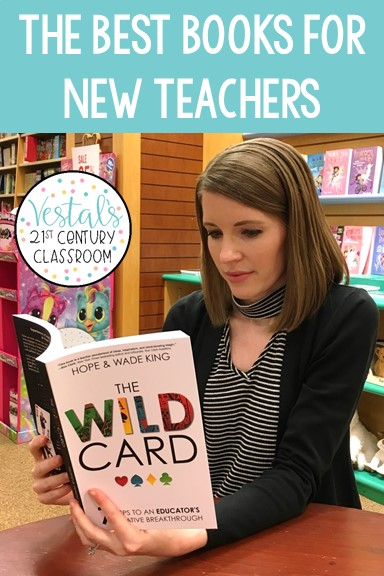 best-books-for-new-teachers-wild-card