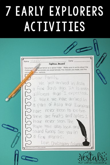 early-explorers-worksheet