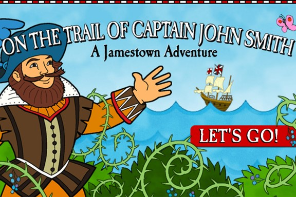 on-the-trail-of-captain-john-smith-game