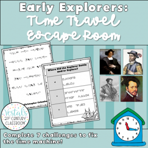 early-explorers-escape-room