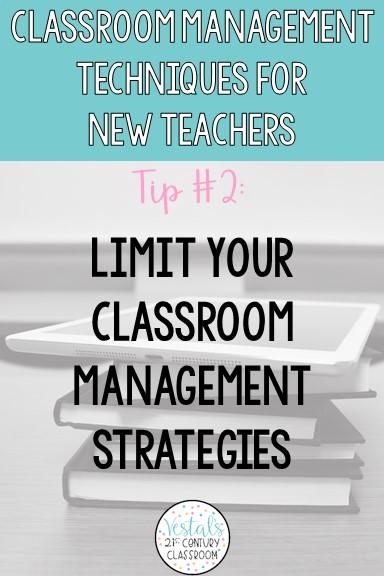 limit-classroom-management-strategies