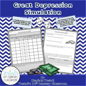 great-depression-simulation