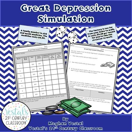 great-depression-simulation