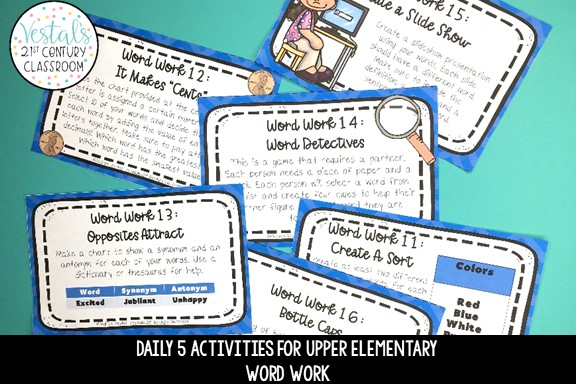 word-work-activities