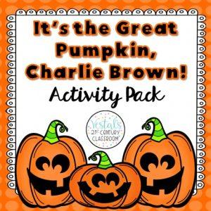 its-the-great-pumpkin-activities