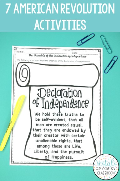 declaration-of-independence-activity