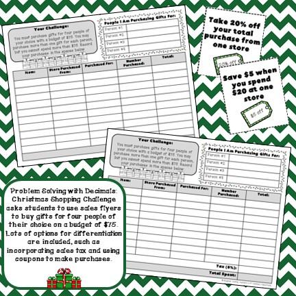 christmas-math-activity-christmas-shopping-challenge-2