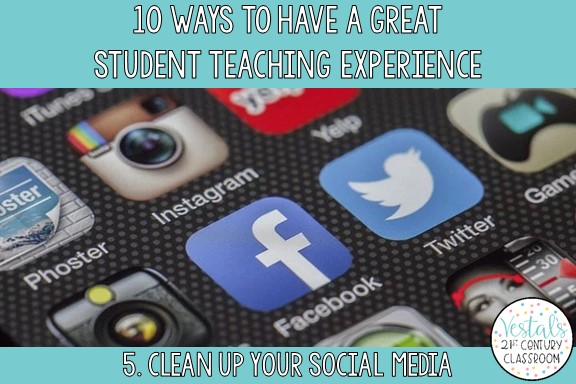 student-teaching-tips-clean-up-social-media