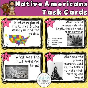 native-american-task-cards-cover