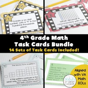 4th-grade-math-sol-task-cards-bundle