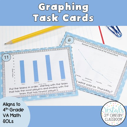 graphing-task-cards