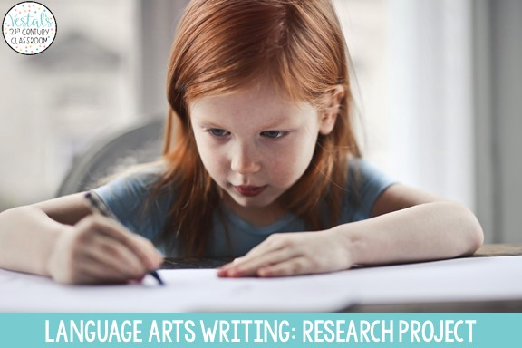 language-arts-research-project