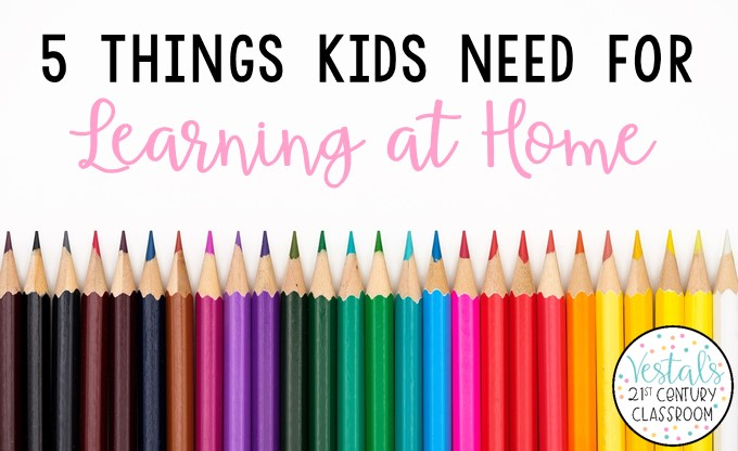 things-kids-need-for-learning-at-home