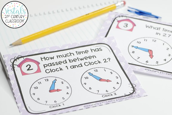 time-task-cards