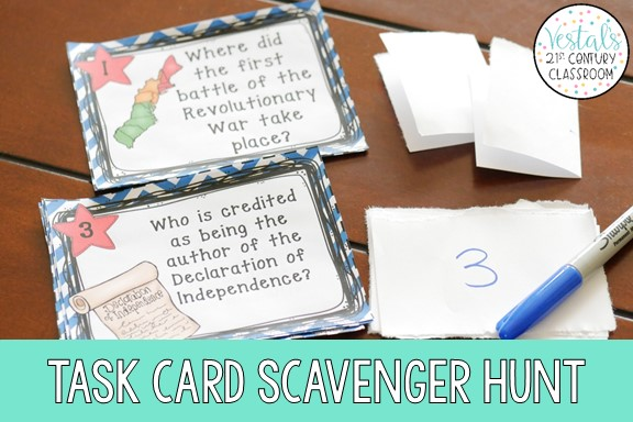 scavenger-hunt-review-activity