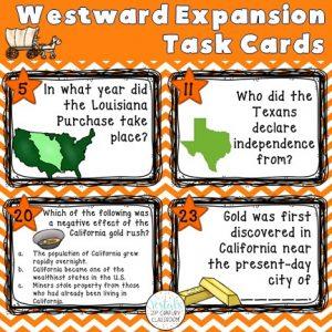 westward-expansion-task-cards