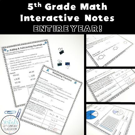 5th-grade-math-interactive-notes