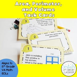 area-perimeter-and-volume-task-cards