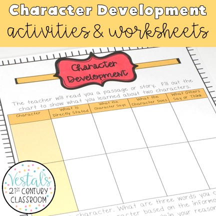 character-development-activities-and-worksheets