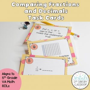 comparing-fractions-and-decimals-task-cards