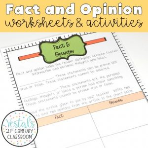 fact-and-opinion-worksheets-and-activities