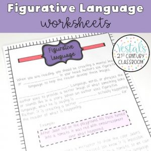 figurative-language-worksheets