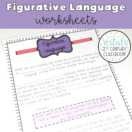 figurative-language-worksheets