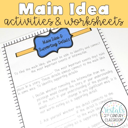 main-idea-activities-and-worksheets