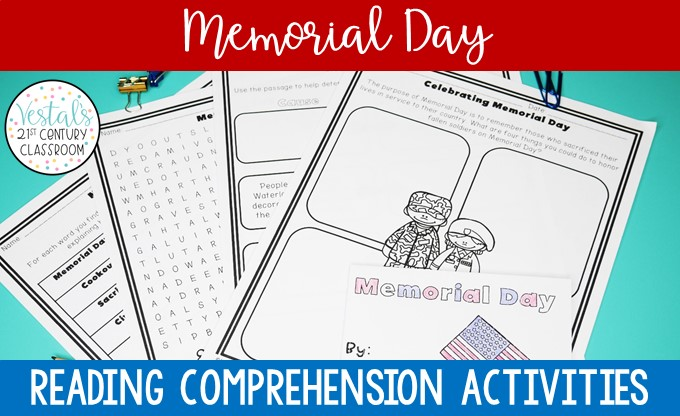 memorial-day-reading-comprehension-activities