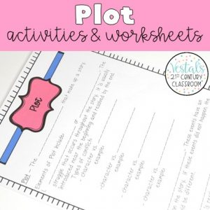 plot-worksheets-and-activities