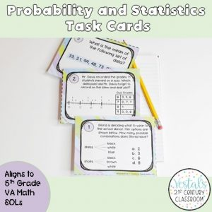 probability-and-statistics-task-cards