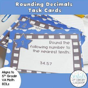 rounding-decimals-task-cards