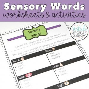 sensory-words-worksheets-and-activities
