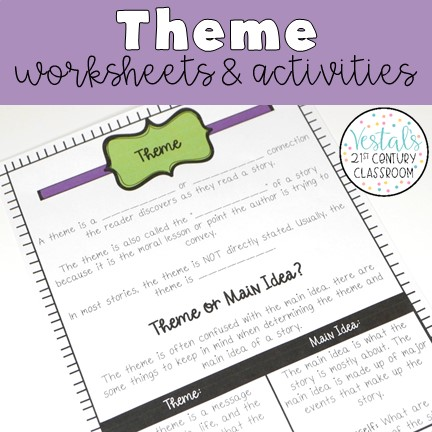 theme-worksheets-and-activities