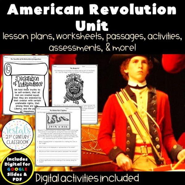 american-revolution-unit