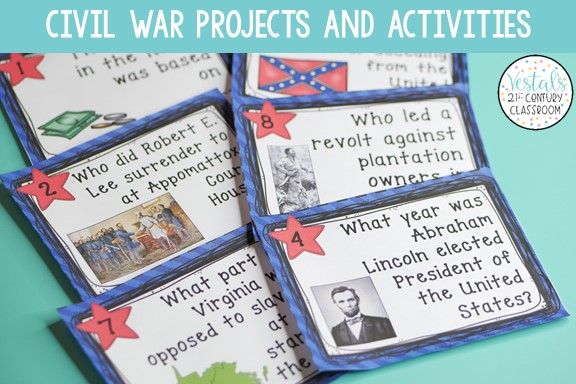 civil-war-task-cards