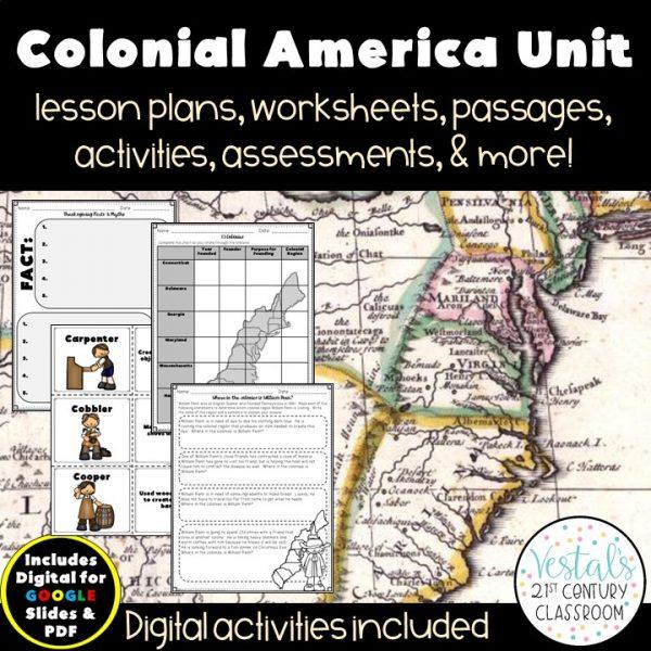 colonial-america-unit