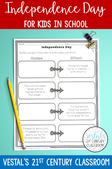 fourth-of-july-worksheet
