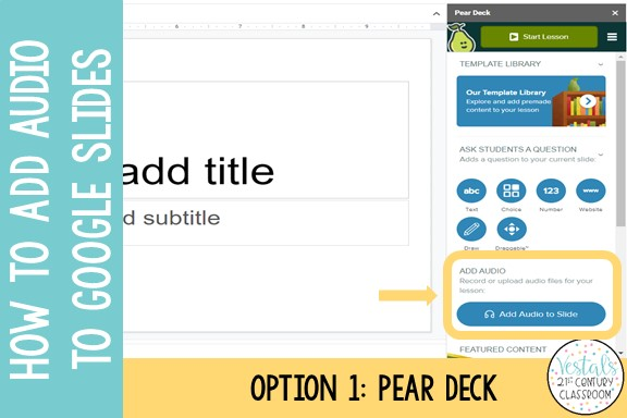 insert-audio-in-presentation-with-pear-deck