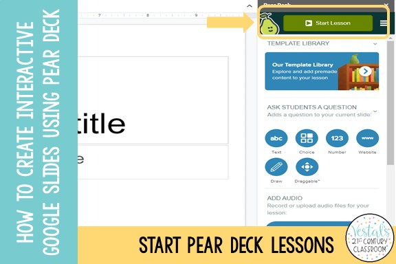 start-pear-deck-presentation