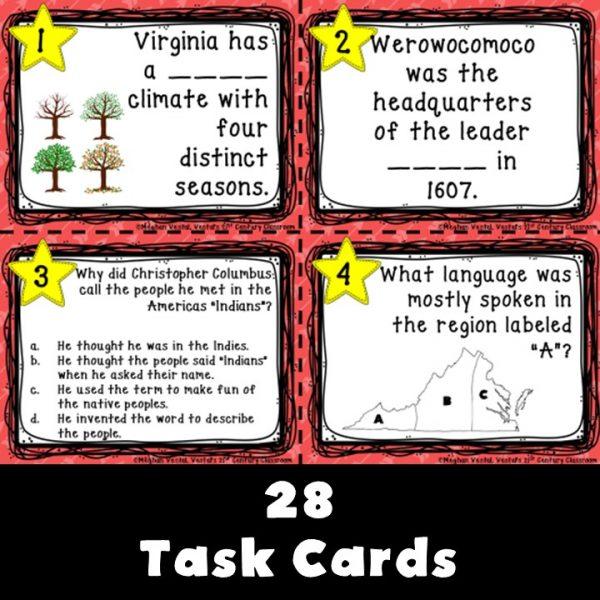 virginia-indians-task-cards-2