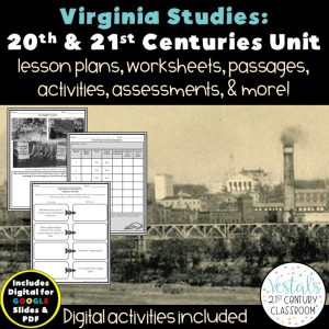 virginia-studies-20th-and-21st-centuries-unit