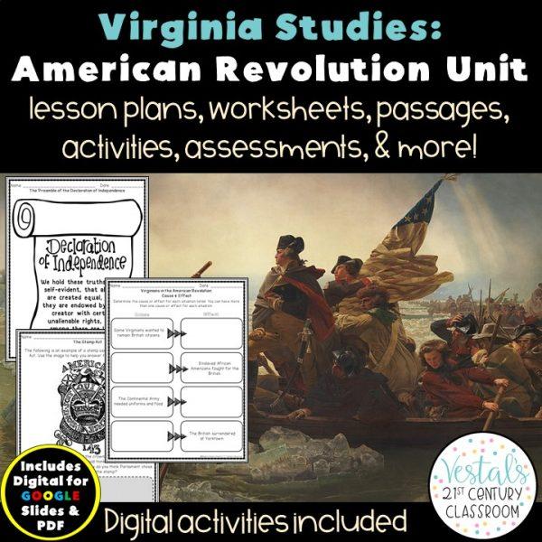 virginia-studies-american-revolution-unit