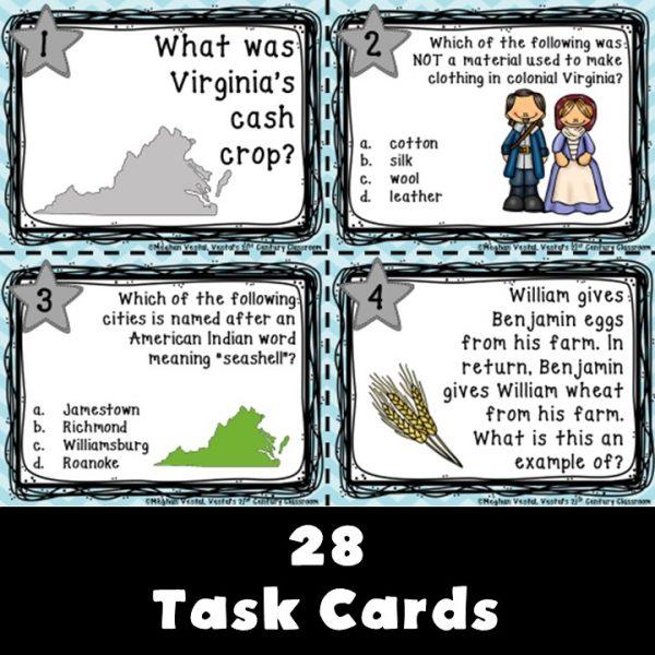 virginia-studies-colonial-virginia-task-cards-2
