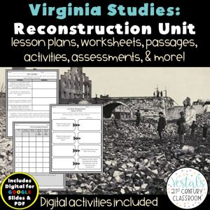 virginia-studies-reconstruction-unit