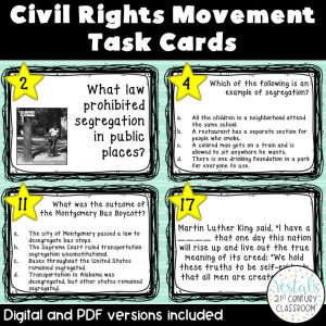 civil-rights-movement-task-cards