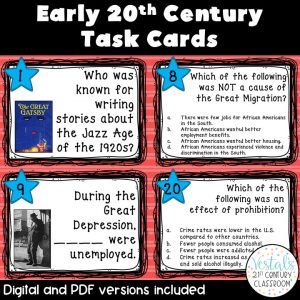 early-20th-century-task-cards