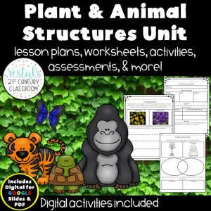 plant-and-animal-structures-unit