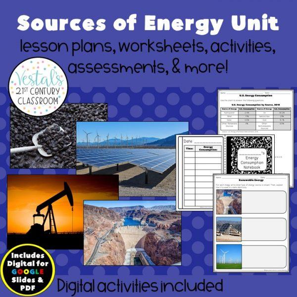 sources-of-energy-unit